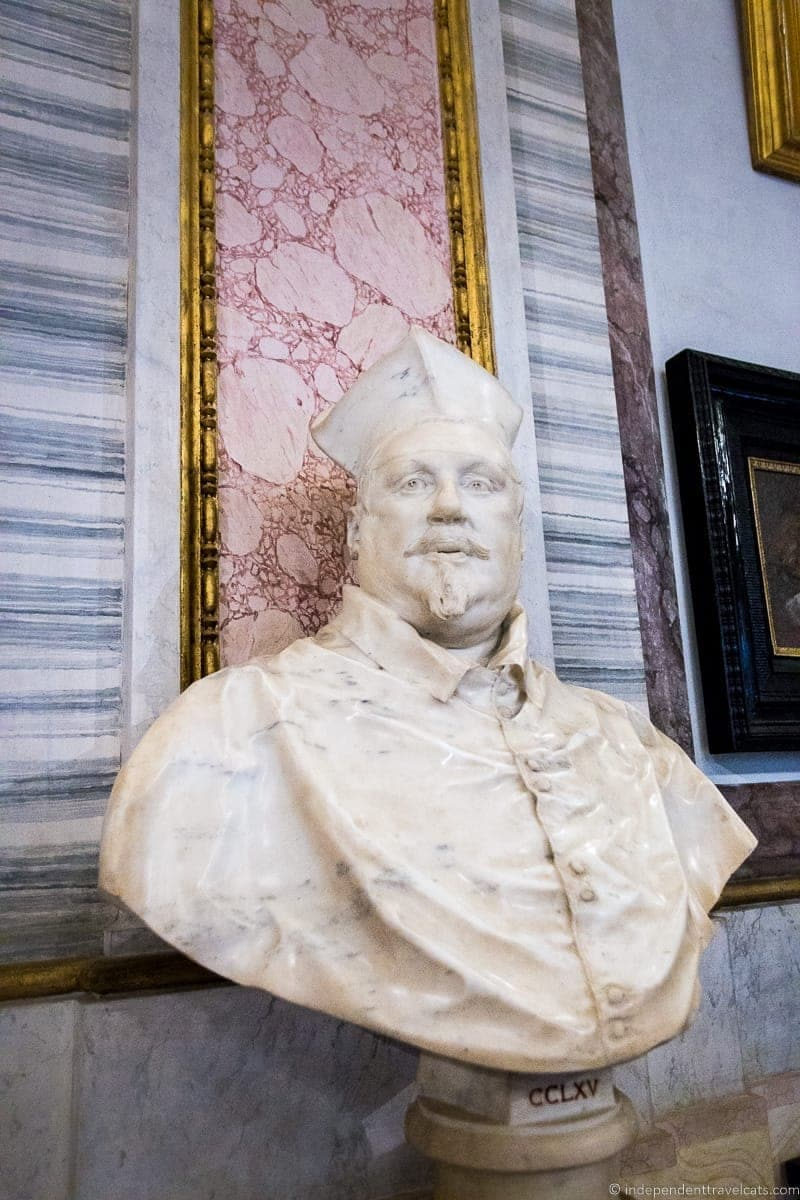 A Guide to Visiting the Borghese Gallery in Rome Italy