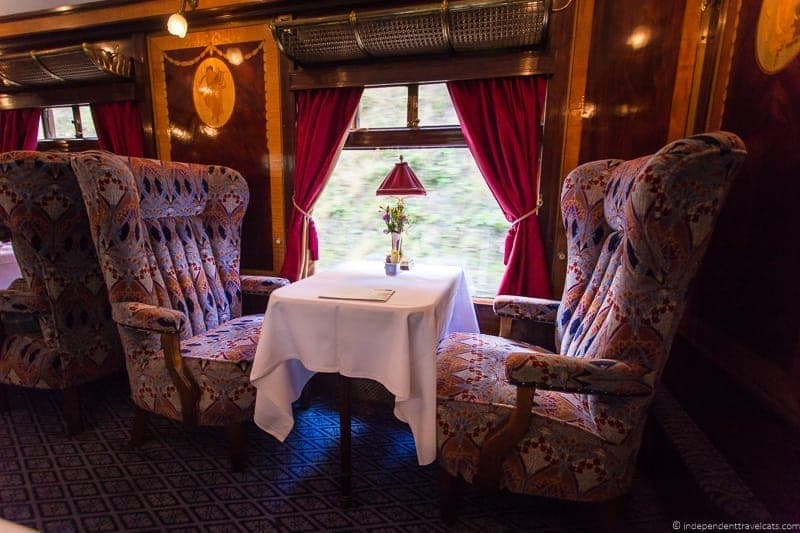Belmond Venice Simplon Orient Express train Ibis British Pullman