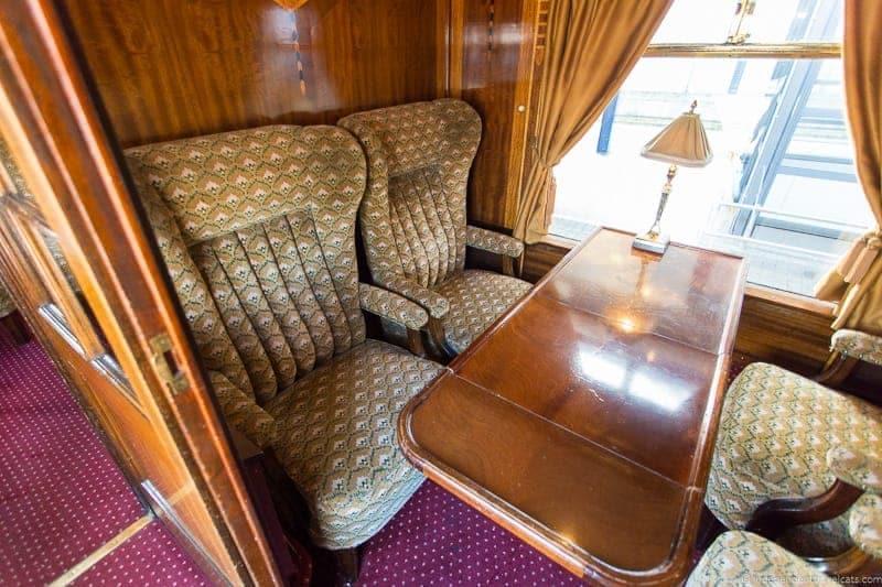 Belmond Venice Simplon Orient Express train Zena British Pullman