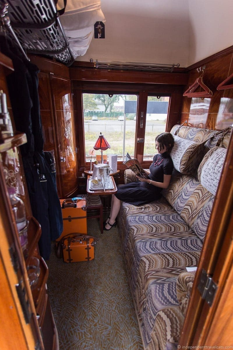 Venice Simplon Orient Express Train A Luxury Train