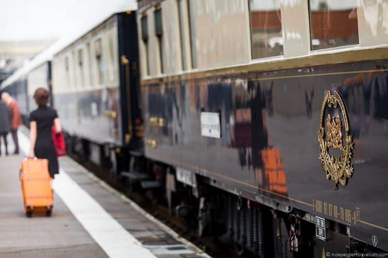 Belmond Venice Simplon Orient Express train Calais
