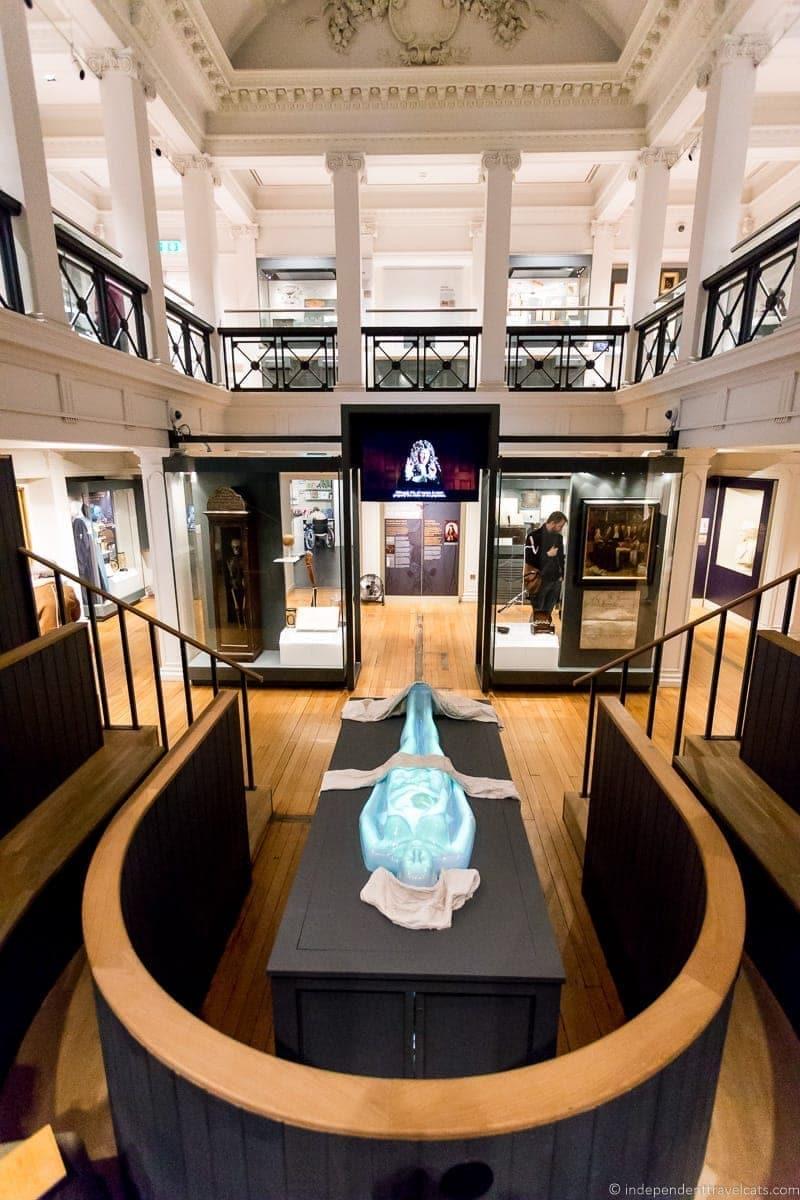 Surgeons' Hall Museums Edinburgh International Science Festival