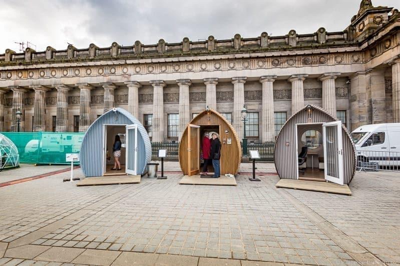 Summerhall Edinburgh International Science Festival City Festivals in Edinburgh