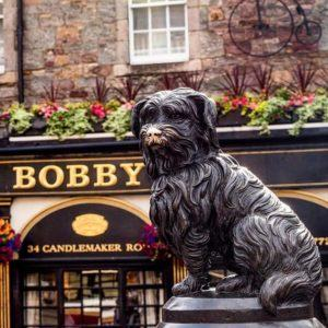 Greyfriars Bobby The heartwarming tale of this dogs loyalty tohellip