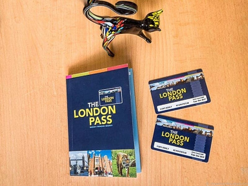 London Pass Review - buying The London Pass tips advice