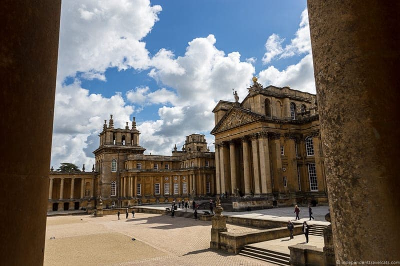 Zestrip day trip from London Blenheim Palace Cotswolds Lacock Abbey