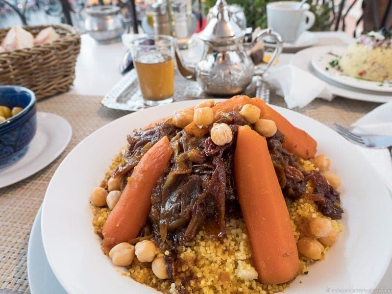 couscous things to do in Marrakesh Morocco Marrakech