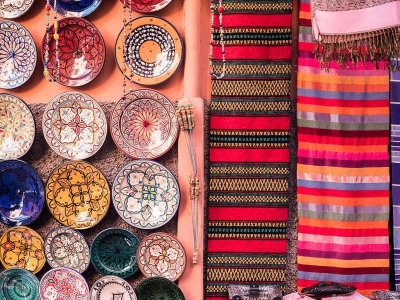 souks things to do in Marrakesh Morocco Marrakech