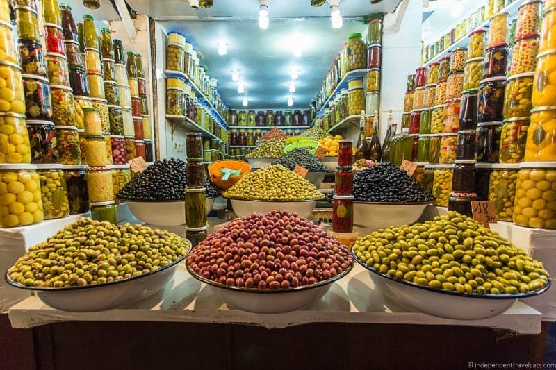 olives things to do in Marrakesh Morocco Marrakech
