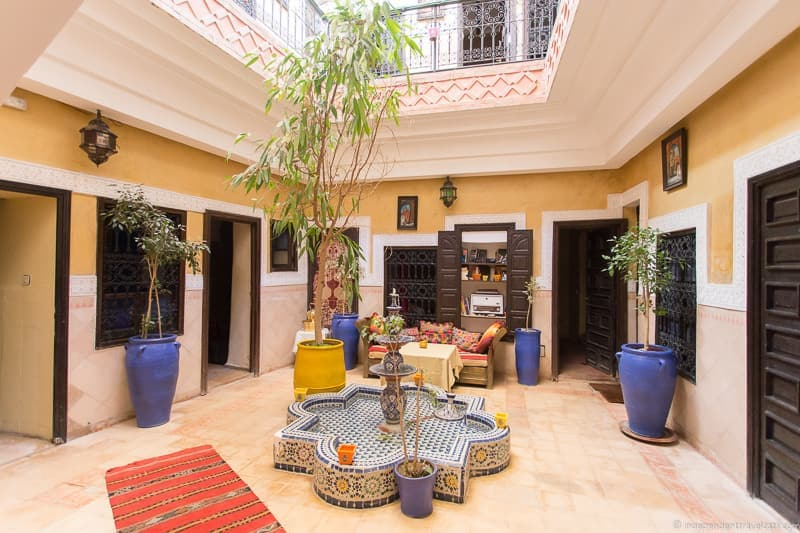 Riad Douja things to do in Marrakesh Morocco Marrakech