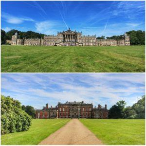 At Wentworth Woodhouse you get two great English country homeshellip