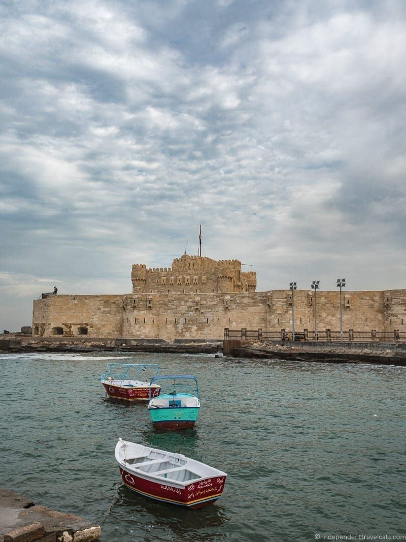 Citadel Qaitbay things to do in Alexandria Egypt day trip
