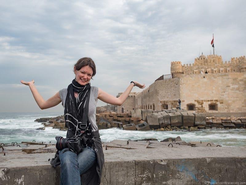 Citadel Qaitbay things to do in Alexandria Egypt day trip
