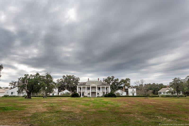 Evergreen Plantation Louisiana Plantations River Road New Orleans Baton Rouge