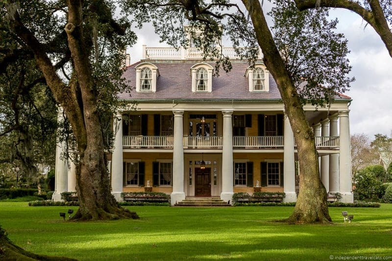 Houmas House Plantation Louisiana Plantations River Road New Orleans Baton Rouge