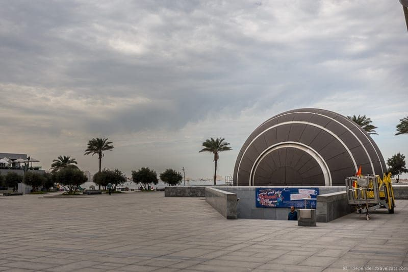 planetarium things to do in Alexandria Egypt