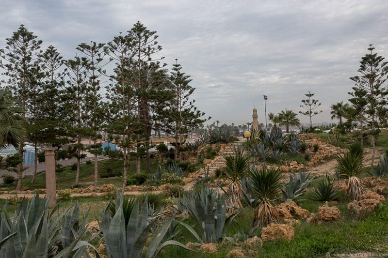 Montaza Gardens things to do in Alexandria Egypt