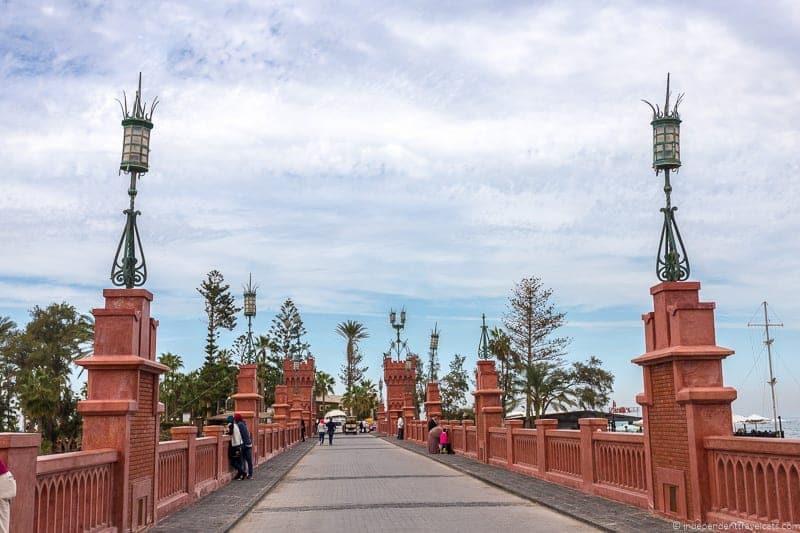 Montaza Bridge things to do in Alexandria Egypt