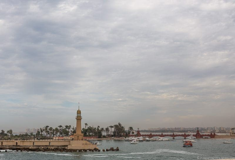 Tea Island things to do in Alexandria Egypt