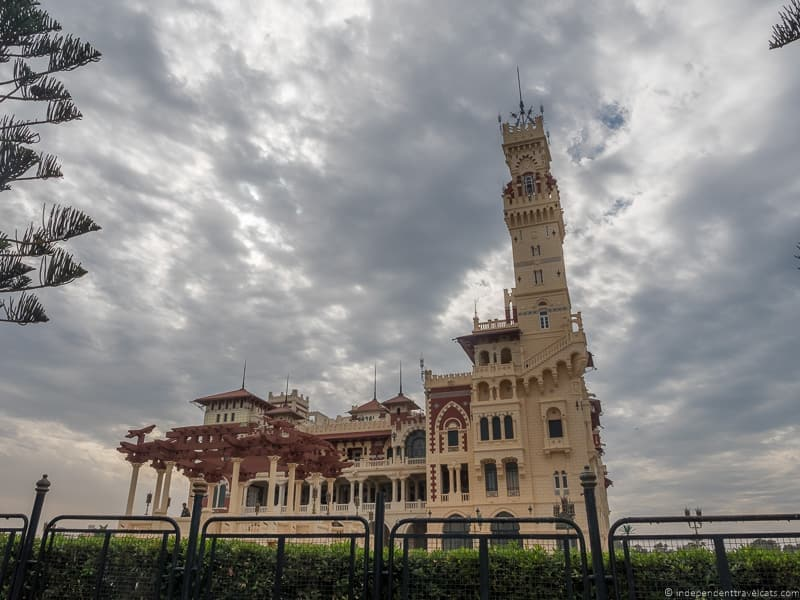 Al-Haramlik Palace things to do in Alexandria Egypt
