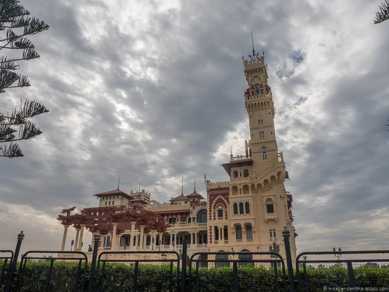 Al-Haramlik Palace things to do in Alexandria Egypt