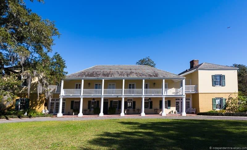 Ormond Plantation Louisiana Plantations River Road New Orleans Baton Rouge
