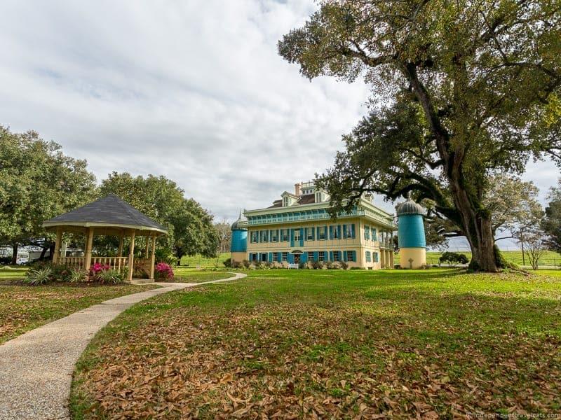 San Francisco Plantation Plantation Louisiana Plantations River Road New Orleans Baton Rouge