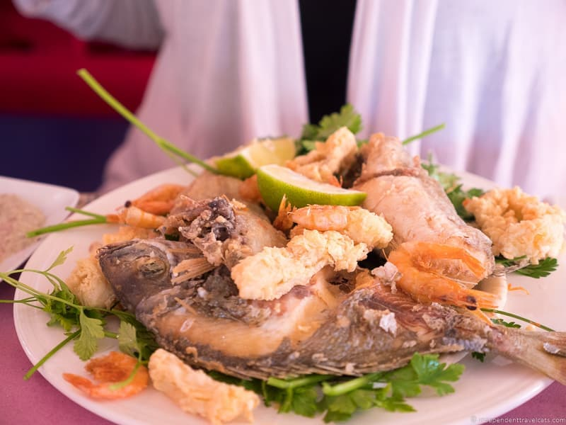 fresh seafood things to do in Alexandria Egypt