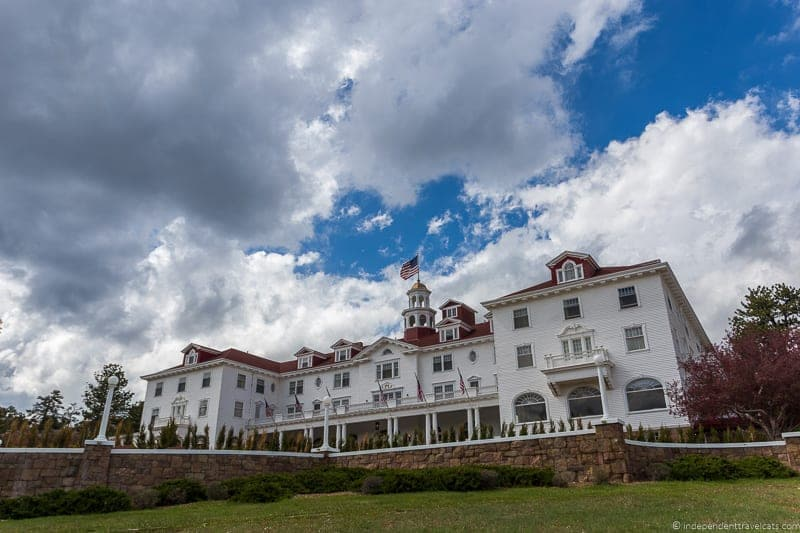 The Stanley Hotel in Estes Park Colorado: History & Hauntings