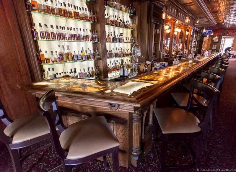 Whiskey Bar The Stanley Hotel Estes Park Colorado