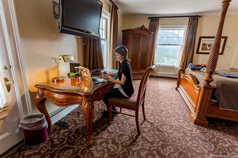 Room 219 The Stanley Hotel Estes Park Colorado