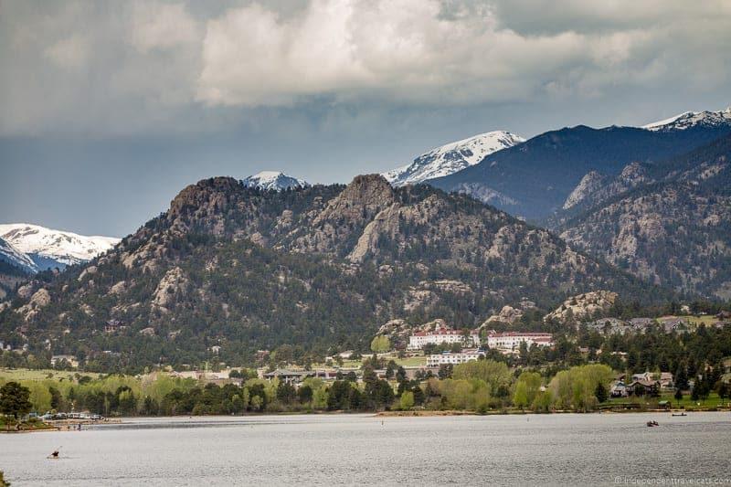 The Stanley Hotel Estes Park Colorado