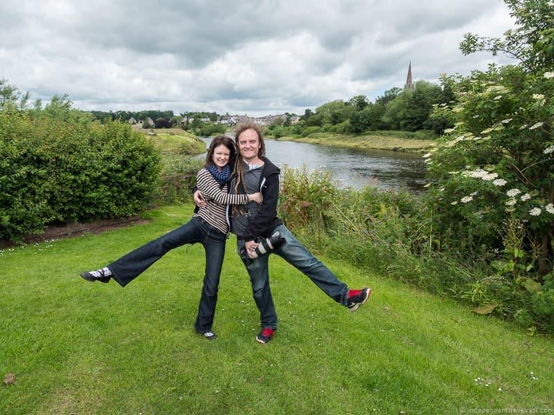 Kelso Scottish Borders highlights travel Rabbies