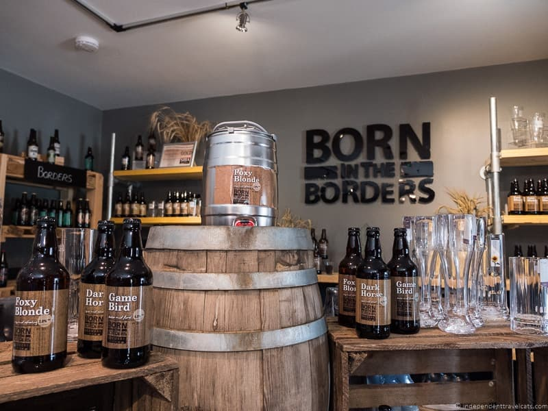 Born in the Borders Scottish Borders highlights travel Rabbies