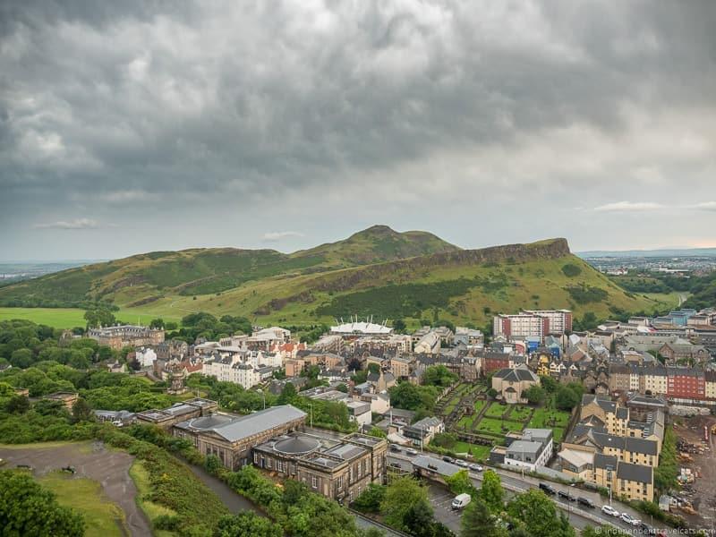 top 21 things to do in Edinburgh Scotland
