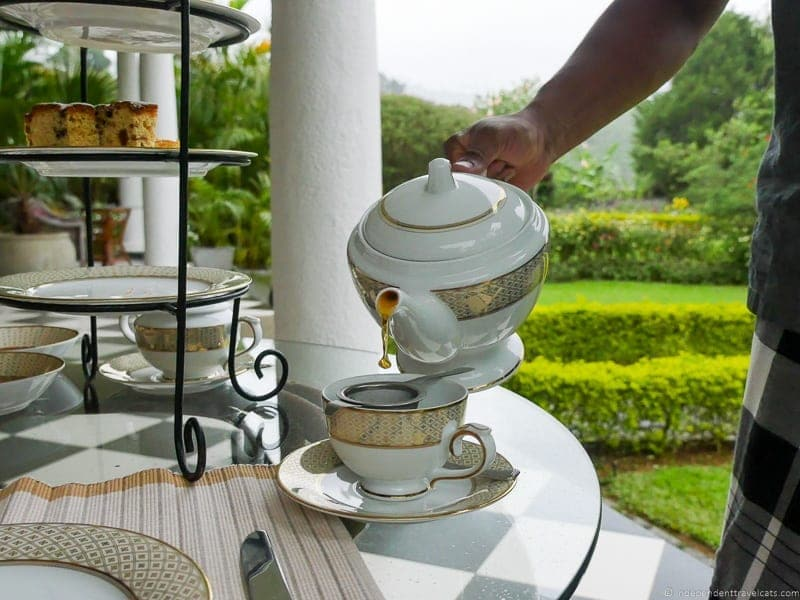 Ceylon Tea Trails Sri Lanka hotel resort Tea Country