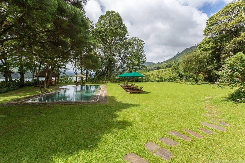 Castlereagh Ceylon Tea Trails Sri Lanka hotel resort Tea Country