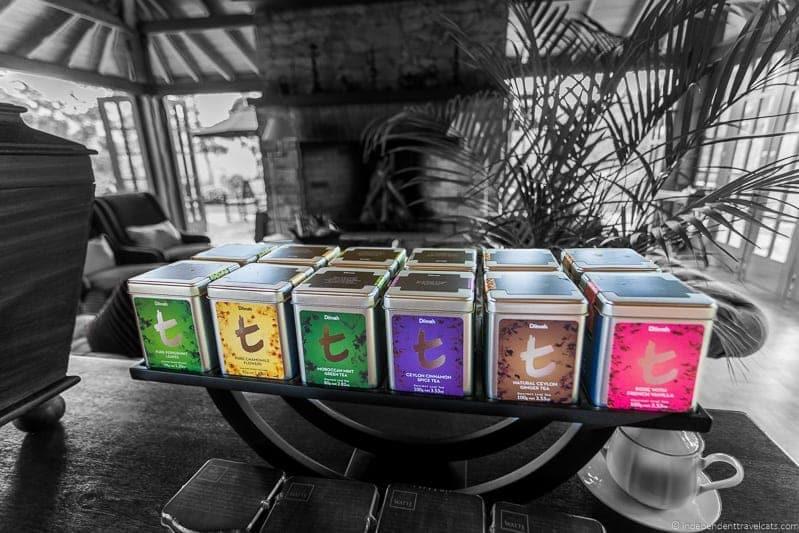 Dilmah tea Ceylon Tea Trails Sri Lanka hotel resort Tea Country