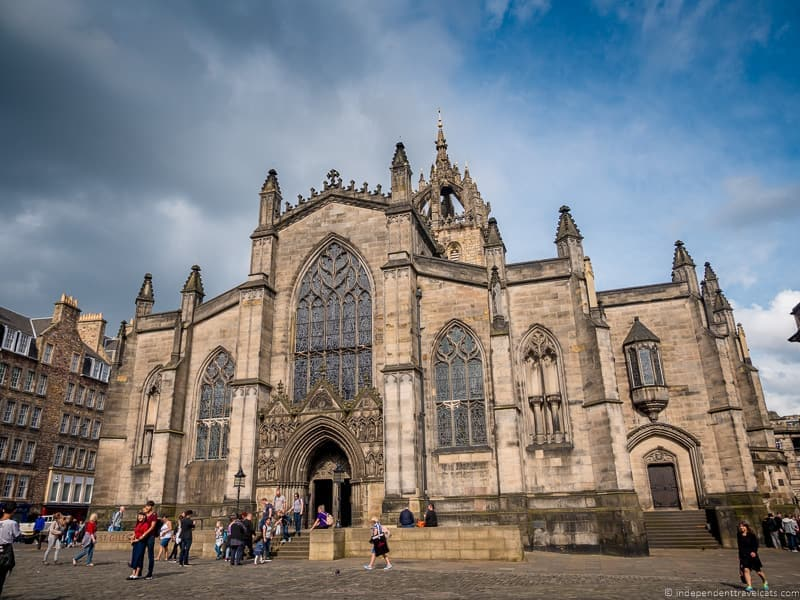 21 Things to Do in Edinburgh Scotland: Guide to The Highlights of