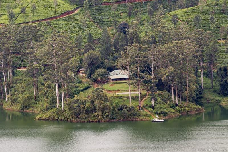 Ceylon Tea Trails Sri Lanka hotel resort Tea Country