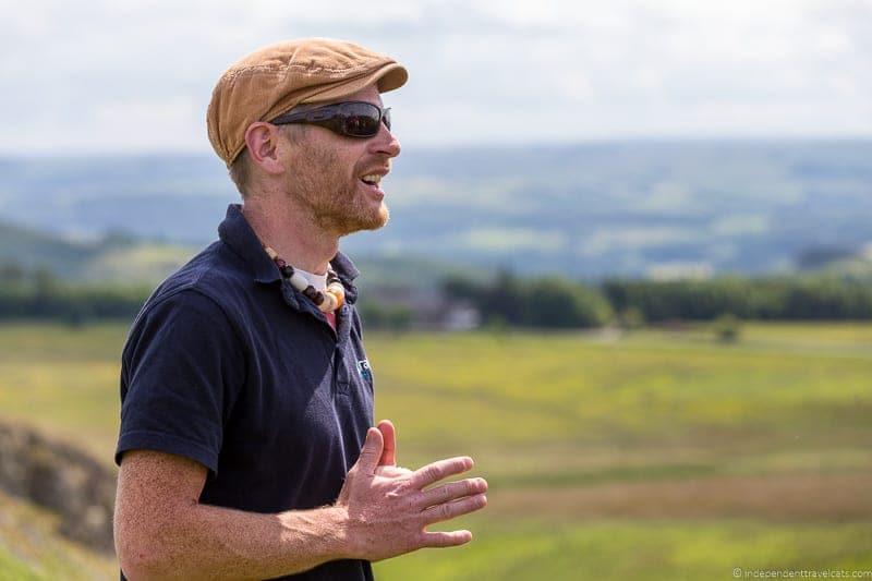 Scottish Borders highlights travel Rabbies