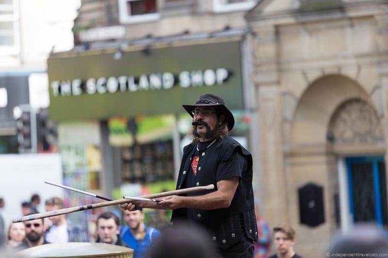 Edinburgh festivals in August guide festival Edinburgh festivals in August guide