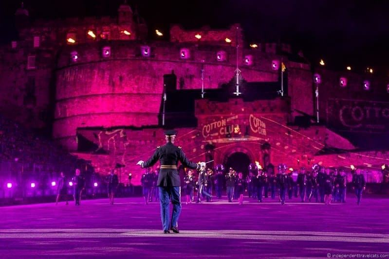 Military tattoo Edinburgh festivals in August guide festival Edinburgh festivals in August guide