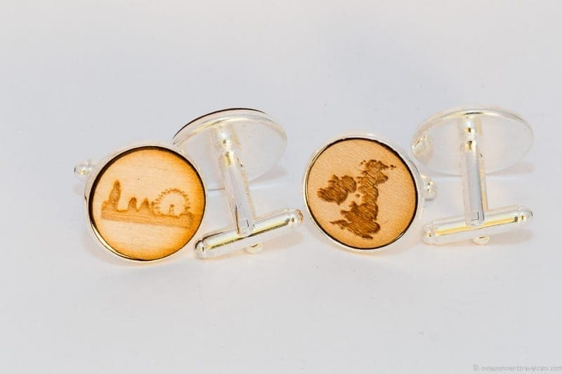 UK handmade travel jewelry traveling inspried jewellery