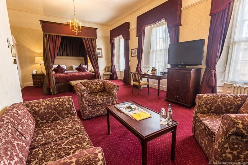 The Howard Hotel luxury hotel Edinburgh festivals