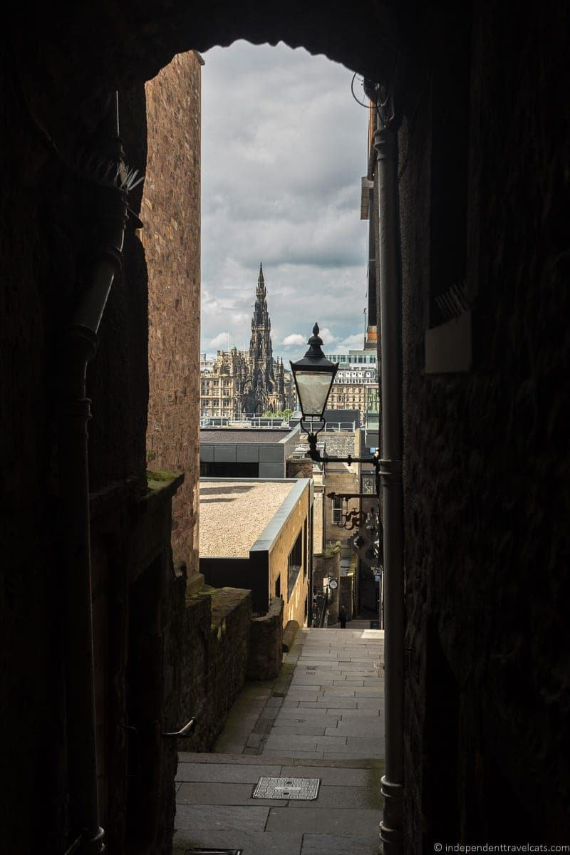 hidden top Edinburgh attractions Scotland