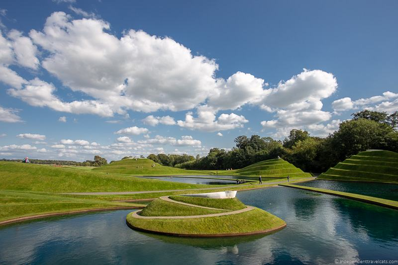 Jupiter Artland hidden Edinburgh things to do in Edinburgh Scotland lesser known attractions