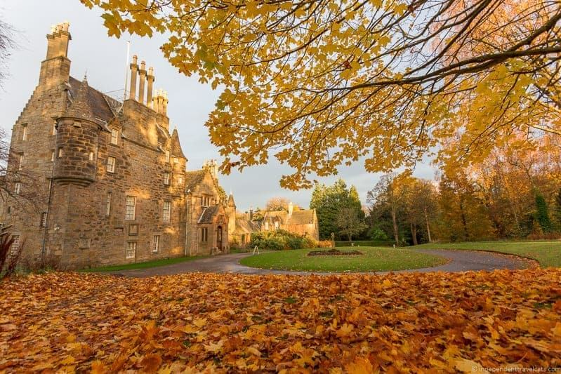 Lauriston Castle hidden top Edinburgh attractions Scotland