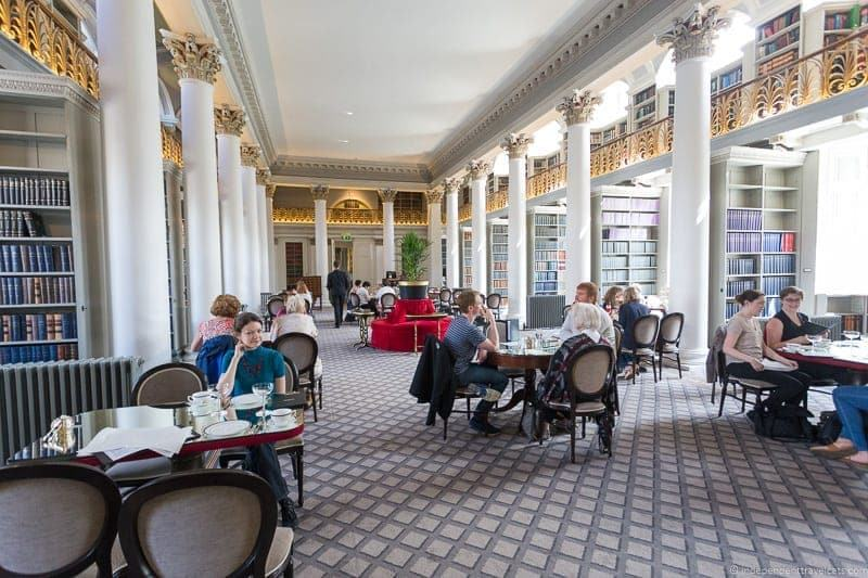 afternoon tea in Edinburgh hidden top Edinburgh attractions Scotland