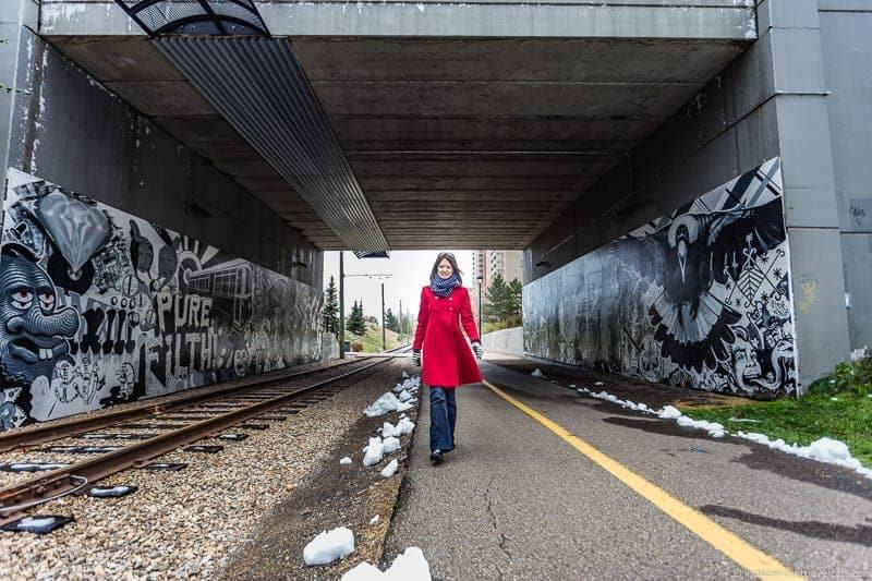 street art things to do in Edmonton Alberta Yeg guide